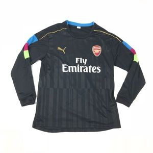 check out 5d10b 7831e Arsenal Goalkeeper Jersey Cech 33